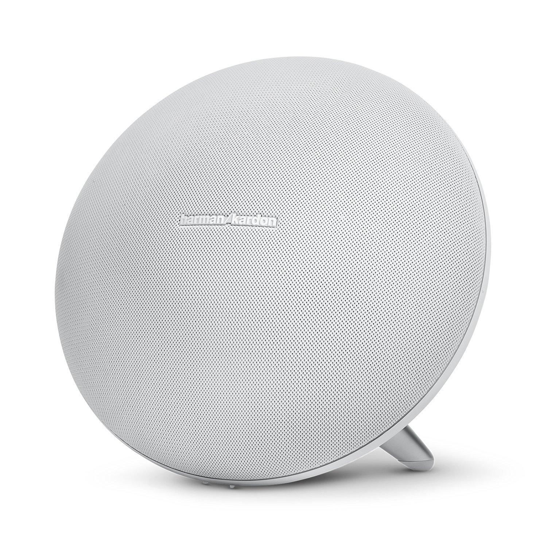 Harman Kardon Bluetooth Portable Speaker Onyx Studio 4 - White