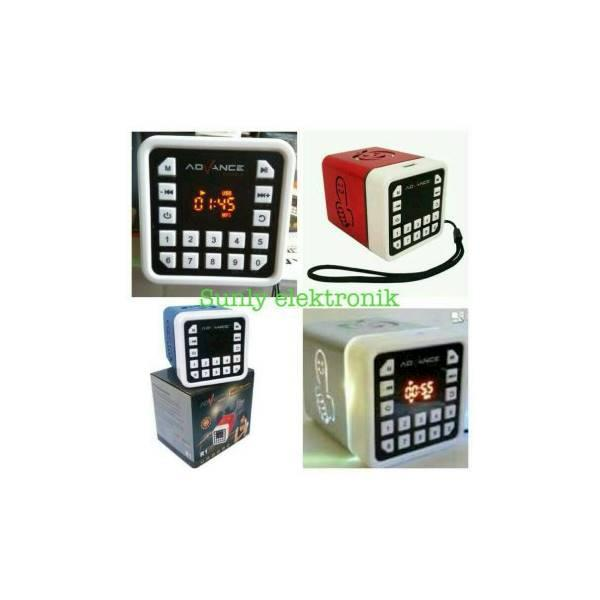Hot Promo Speaker Aktif speaker advance r1/speaker buat alquran/portable advance