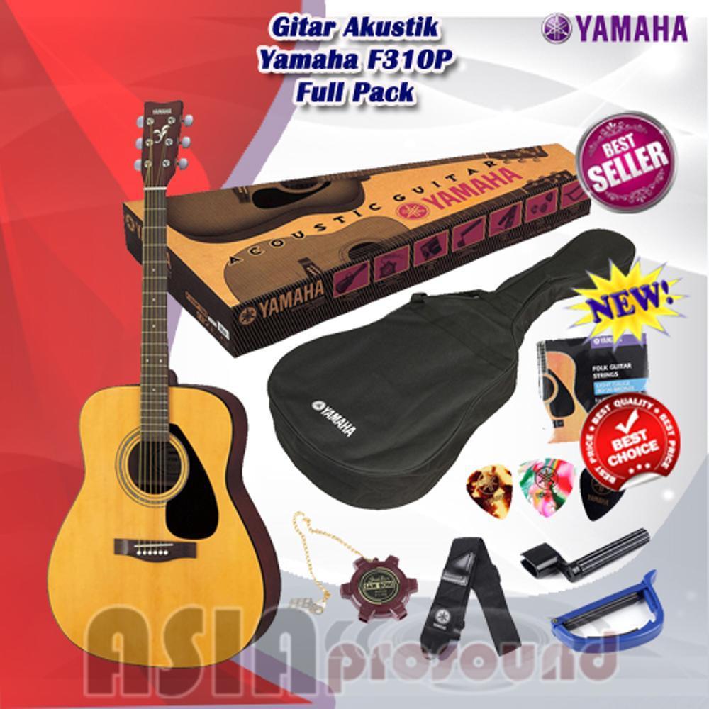 Gitar Akustik Yamaha F310P - F310 P - F310 - F-310P Full Pack