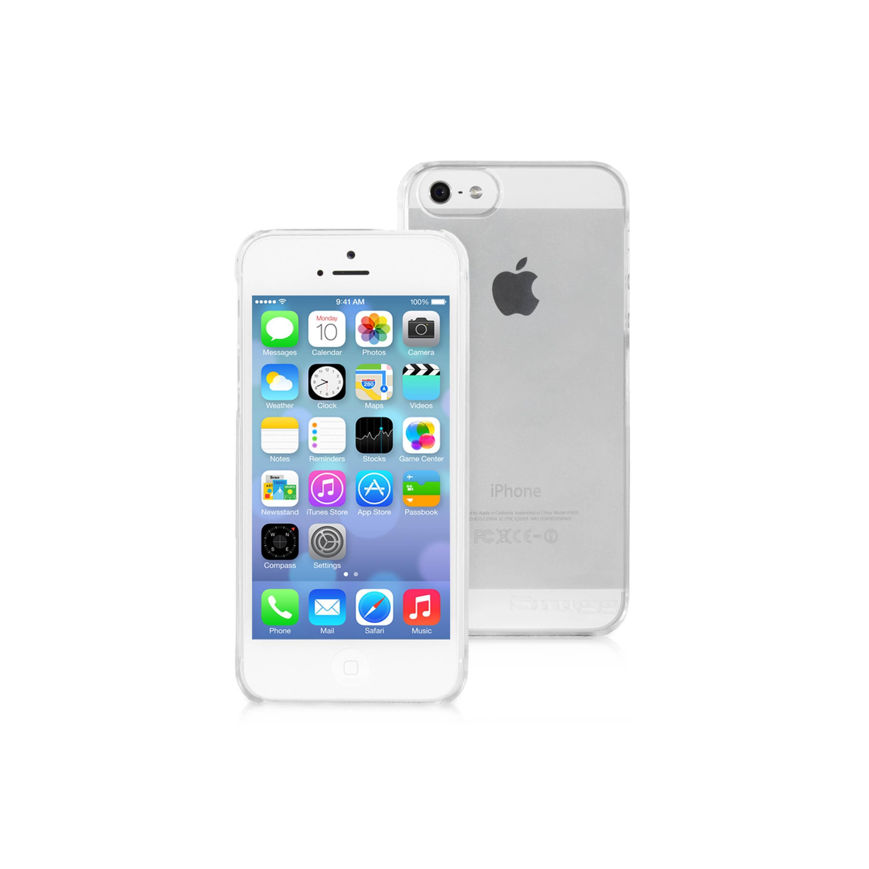 Spigen SGP iPhone 5 Neo Hybrid EX Metal - Satin Silver [Packing Rusak]