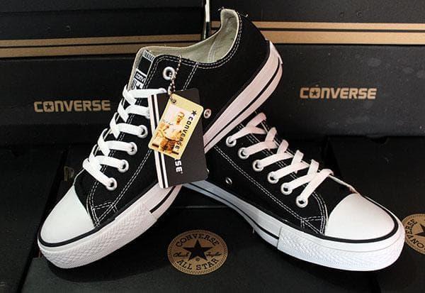 863f219c00d0 Sepatu KANVAS SNEKER ALL STAR PRIA TERBARU + BOX
