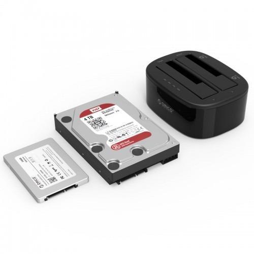 Docking Dual Hardisk 3.0 ORICO 6228-U3