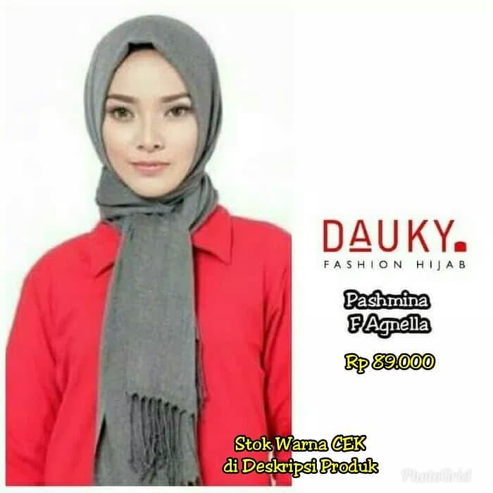Promo Terbaru!  Pashmina F AGNELLA DAUKY Original Sale!