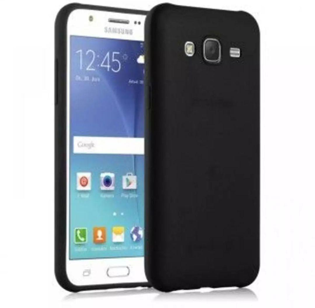 Case Slim Black Matte Samsung J2 Prime Softcase Anti minyak