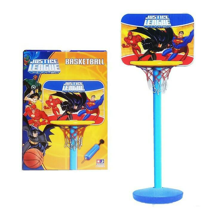 Basket Ball Set - Tiang Basket Anak - ready stock
