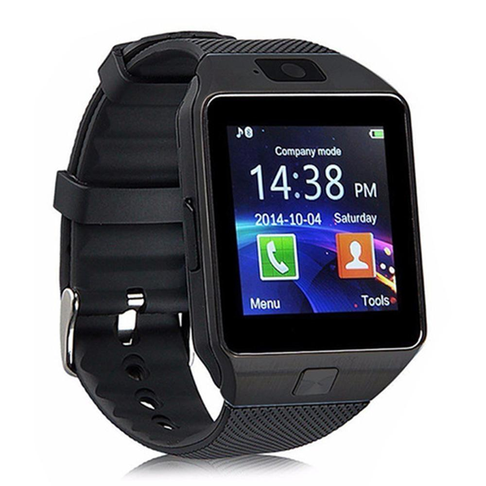 Buy Sell Cheapest Micro Sd Slot Best Quality Product Deals Spy Cam Kacamata Camera Pengintai Mata Smartwatch Dz09 Bluetooth With Sim Card And For Android Ios