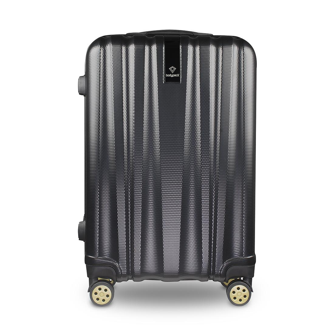 Bodypack Shelter 24 Inch Luggage - Black