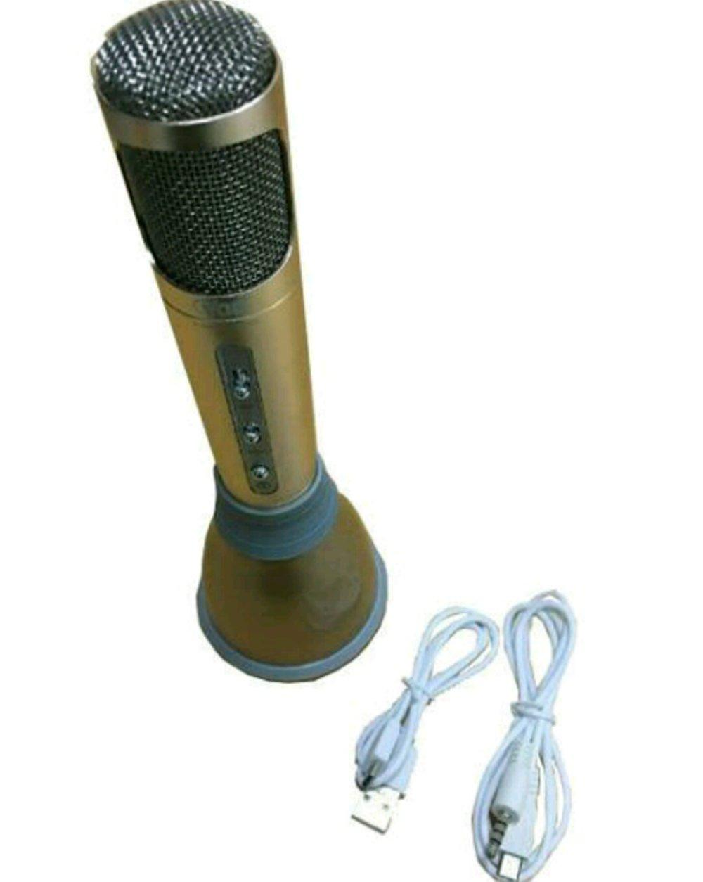 Buy Sell Cheapest Original Mic Smule Best Quality Product Deals Bluetooth Karaoke Wster Ws 858 Microphone Portable Vdr 10bt Wireless Speaker Usb