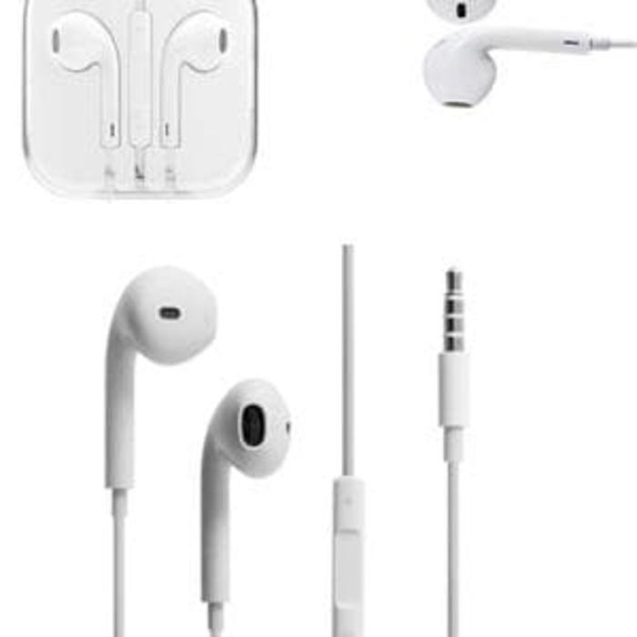 Earphone  Handsfree  Headshet Iphone 5 KW