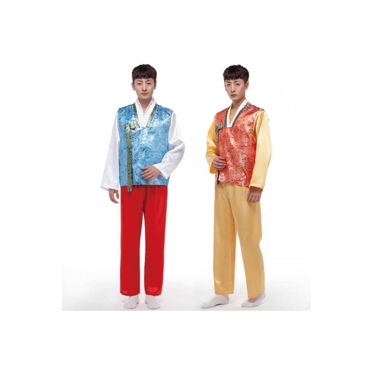 Baju Halloween Costume Hanbok Pria Kostum Korea Xl