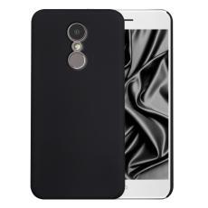 DarkNight for Lenovo Vibe K6 Note / K6+ Plus | Slim Case Black Matte Softcase Premium