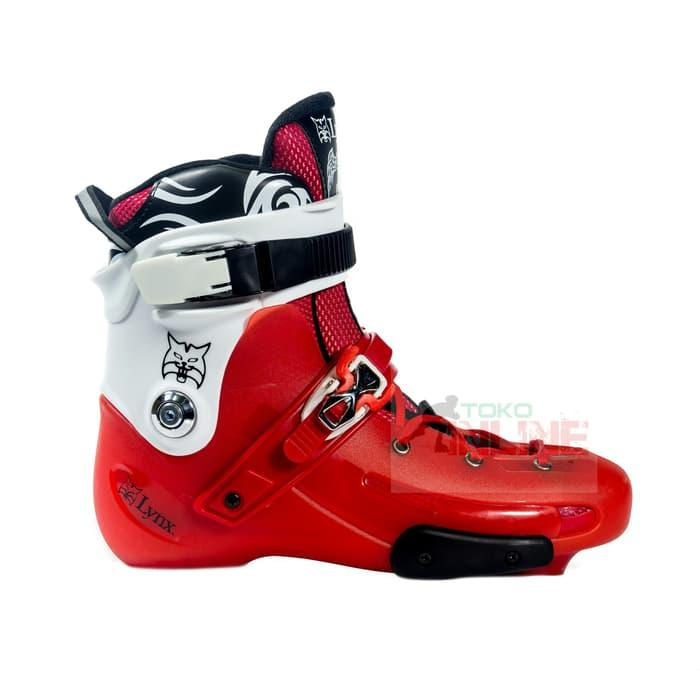 Harga Spesial!! Lynx Boot Cb - Red - ready stock
