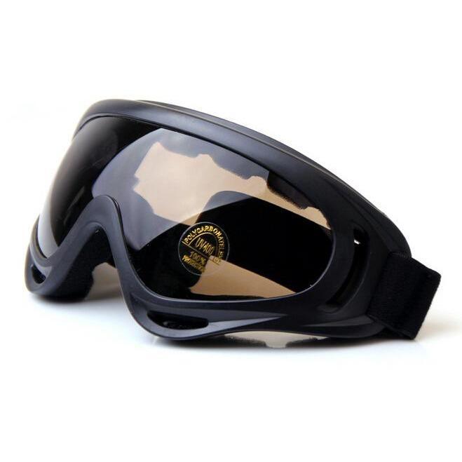 Kacamata Olahraga Motor Trail Frame Besar Pelindung Mata Sport Goggles Ski Outdoor