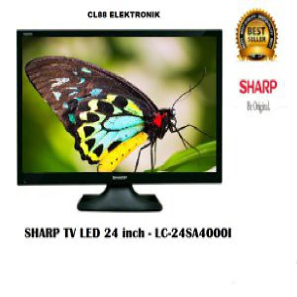 TV LED SHARP 24 inch - LC-24SA4000I USB