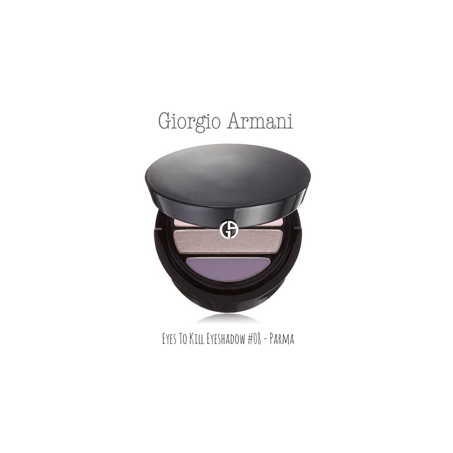 Giorgio Armani eyes to kill eyeshadow quad shade 08 - PARMA