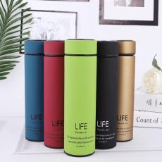 Termos LIFE 500ml Vacuum Flask - Botol Minum Panas Dingin Random