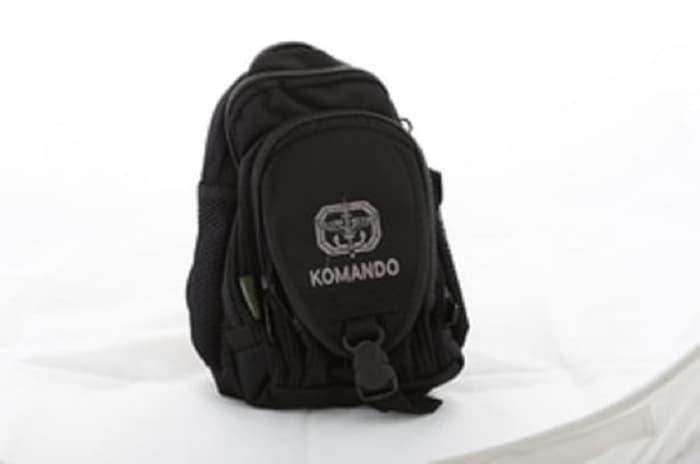 BEST SELLER!!! Tas Slempang Kecil Logo Komando