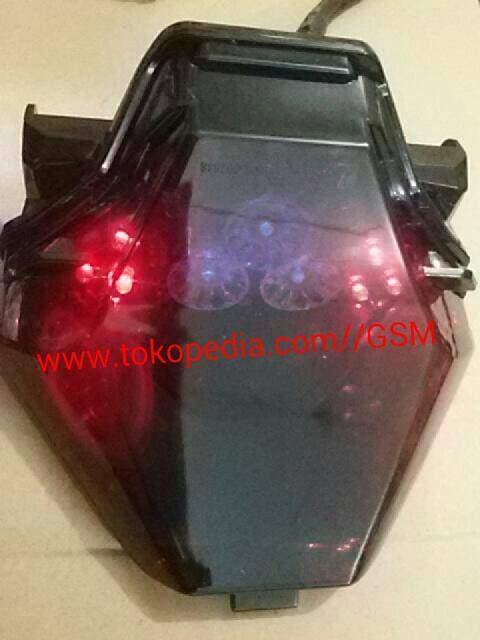 Best Seller Stoplamp LED R25 + sen 3in1 Lampu belakang dan sein yamaha R25