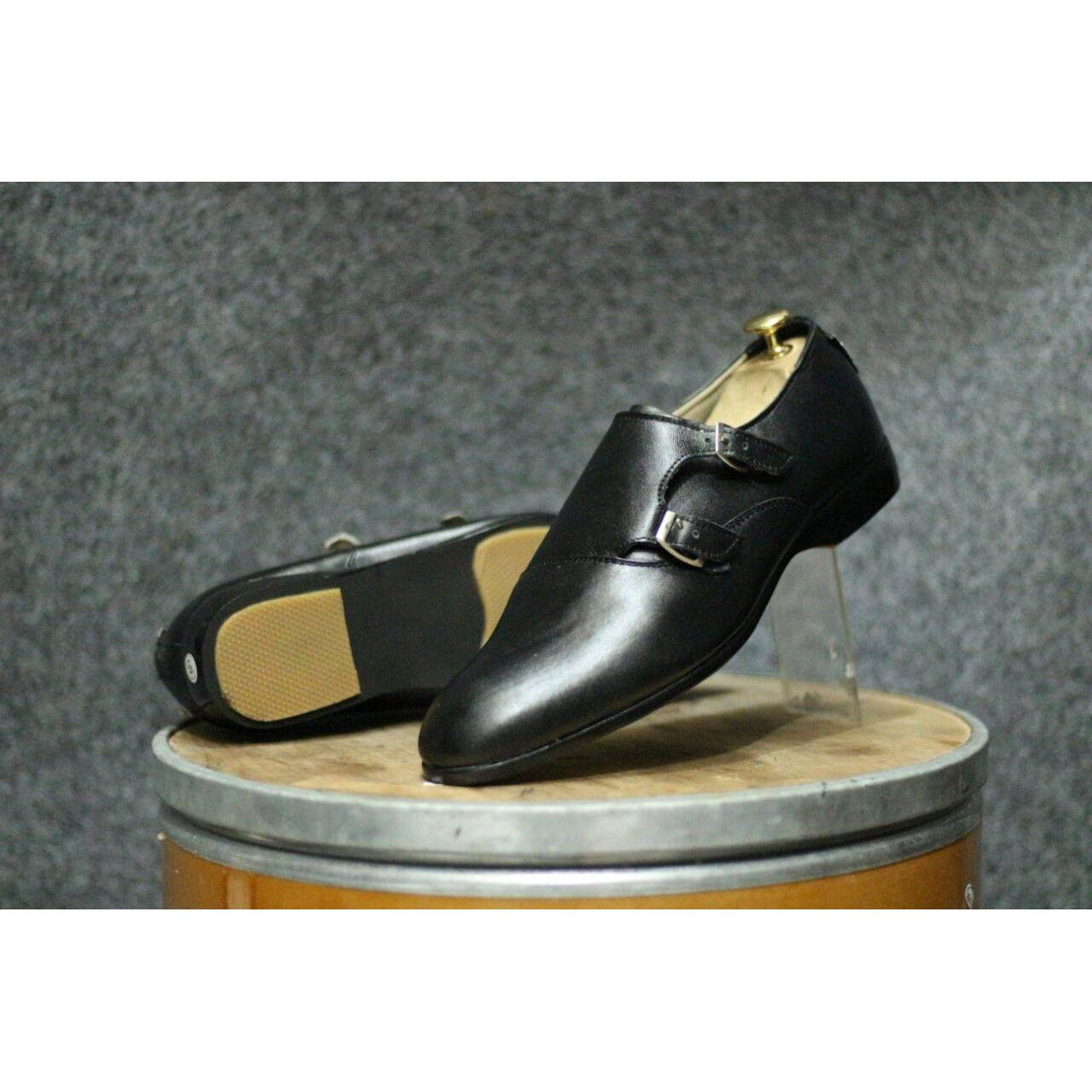 YAHLAMU - Sepatu Pantofel Formal Kulit CVNY DUMAS Pria / Sepatu kerja / Kickers / Bally / Yongki/ CEVANY