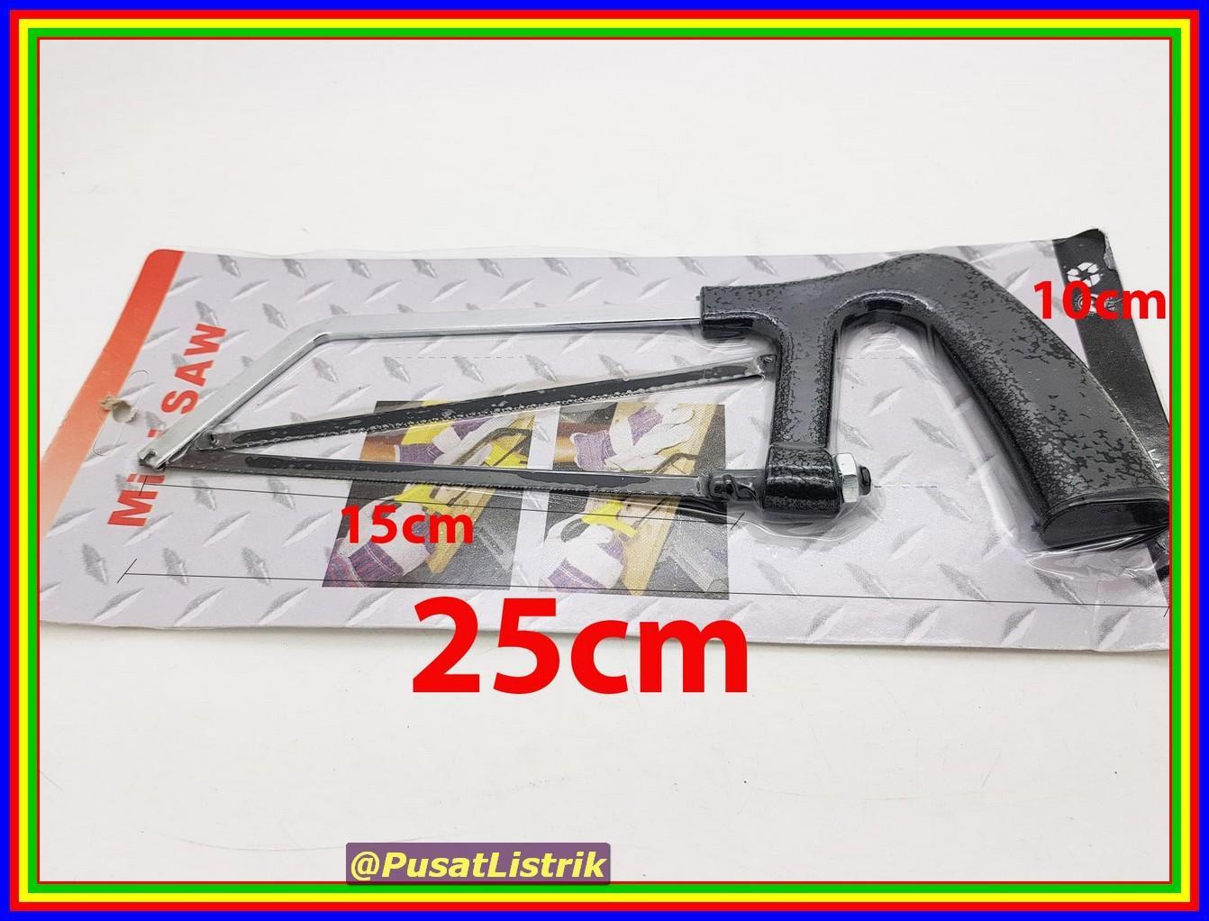 Gergaji Triplek 6 152Mm Mini Saw Gergaji Mini