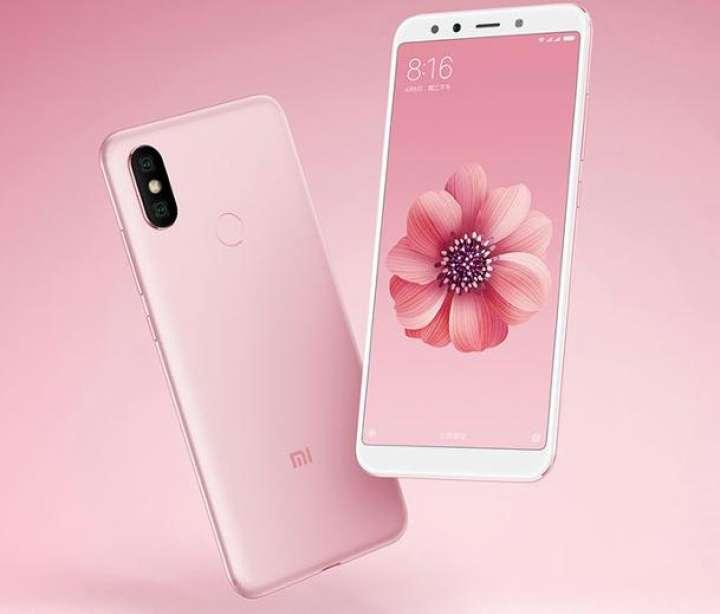 XIAOMI MI6X MI 6X MIA2 MI A2 RAM 6/64GB GLOBAL VERSION