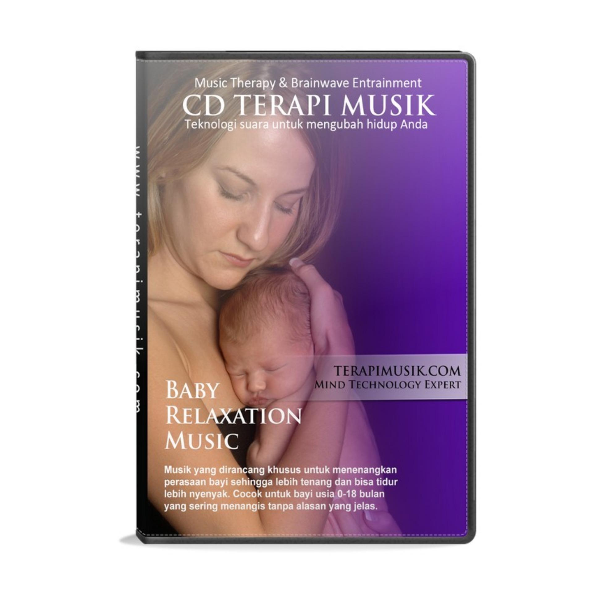 Terapi Musik Baby Relaxation Music (musik Relaksasi Untuk Bayi) By Terapi Musik.
