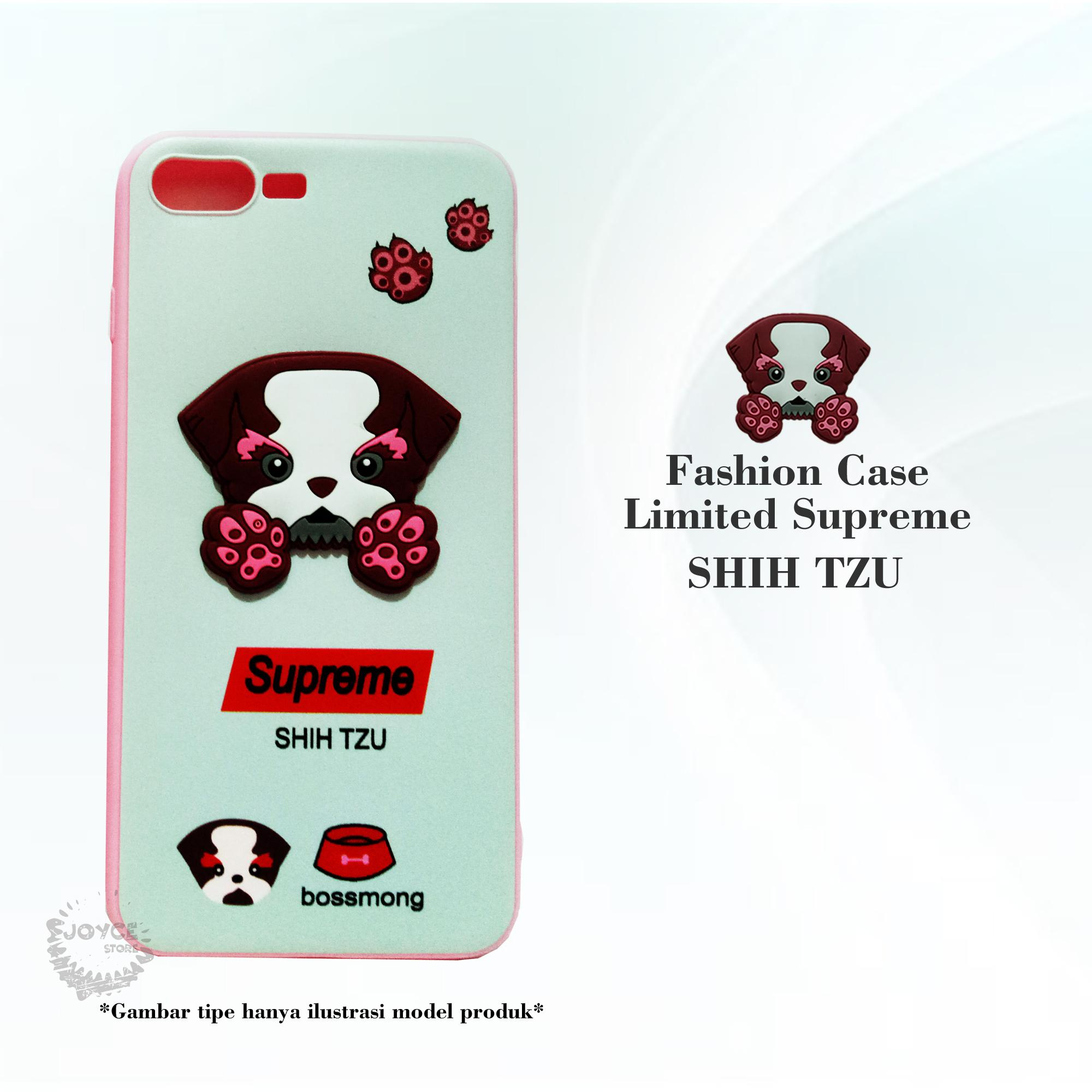 Joyce Fashion Case for Iphone 7 Plus Limited Supreme