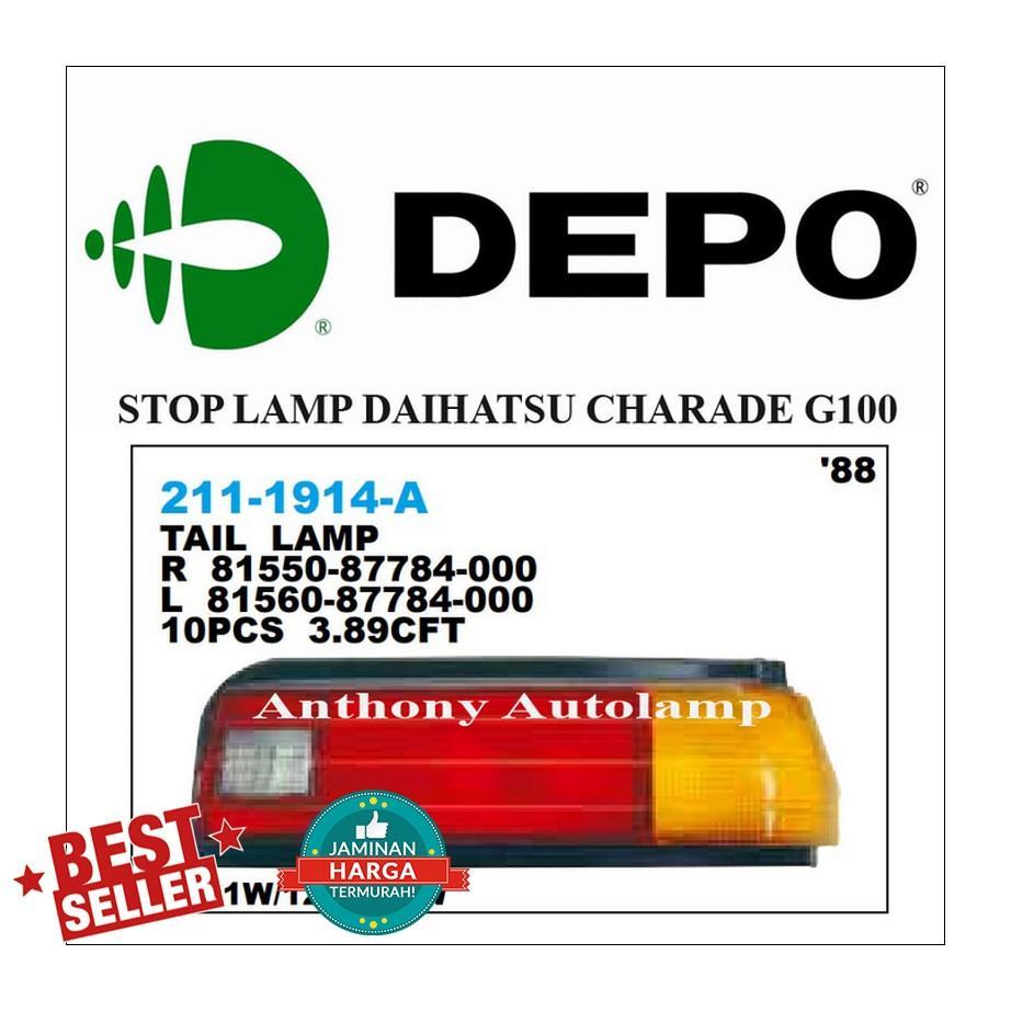 STOP LAMP DAIHATSU CHARADE G100 LH