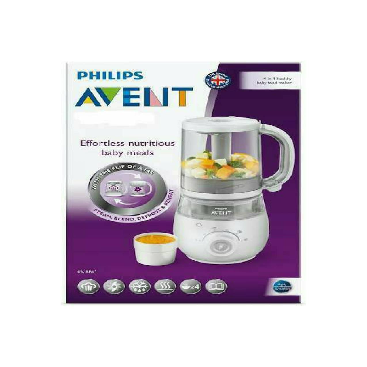 Philips Avent 4in1 healthy food blender