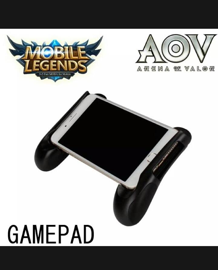 Game Pad Hand Grip Mobile Game Pad Mobile Joystick For Mobile Legend AOV