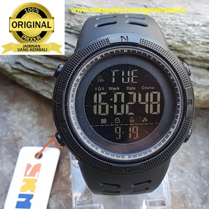 ASLI!!! Jam Tangan Sport Skmei 1251 Original Suunto Eiger