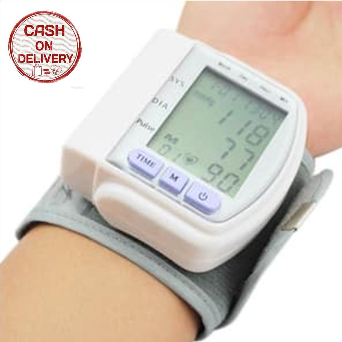 Sien Collection Blood Pressure Monitor CK-102S / Alat Pengukur Tensi Darah / Pengukur Digital / Pengukur Tekanan Darah / Tensi Meter Digital / Jual Pengukur Digital Tensi Meter Tangan Tekanan Darah