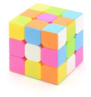 Pencarian Termurah Rubik 3x3 Yong Jun YJ Guanlong Stickerless Candy Color Speed Cube ORI harga penawaran - Hanya Rp59.348