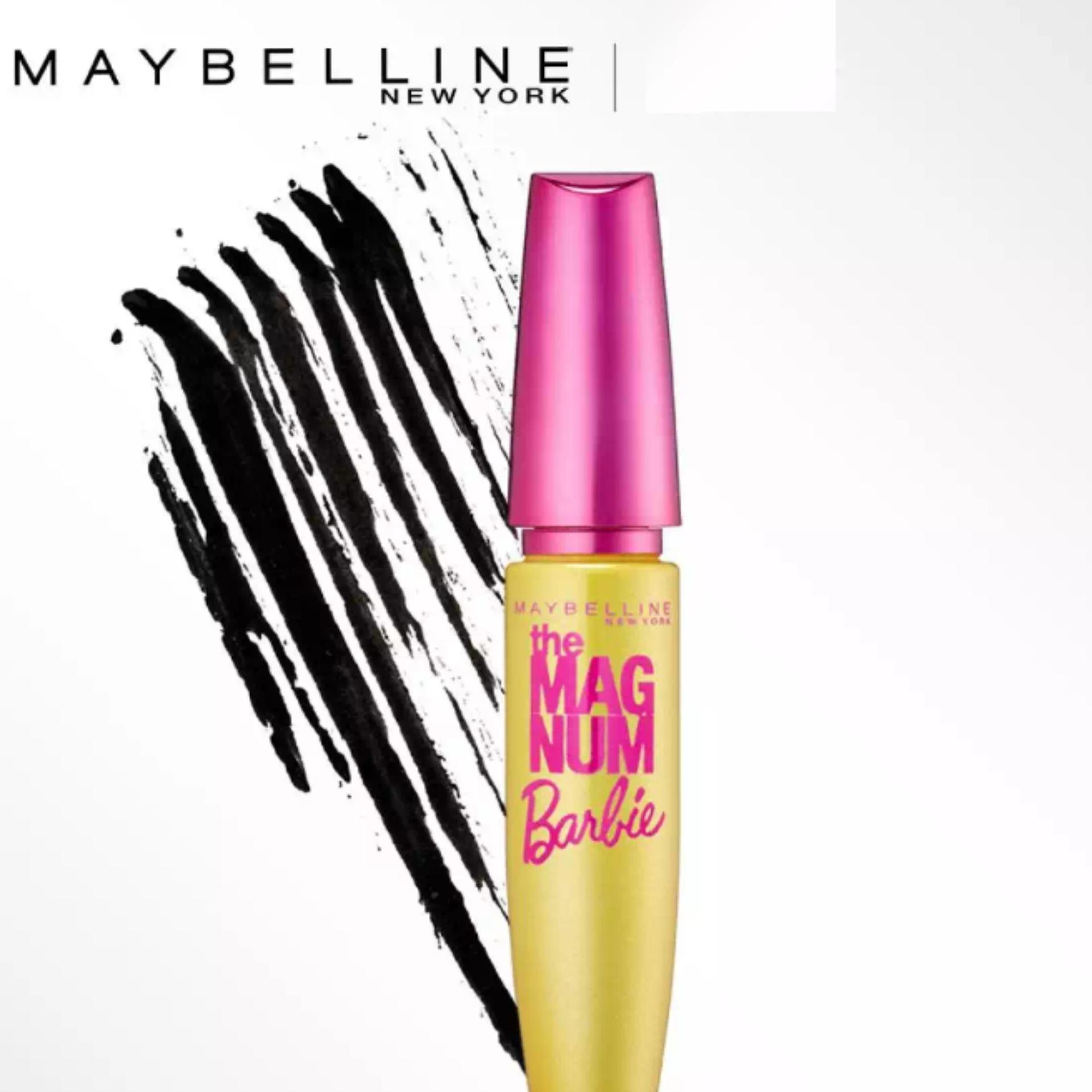 Maybelline Magnum Barbie Waterproof Mascara - Hitam