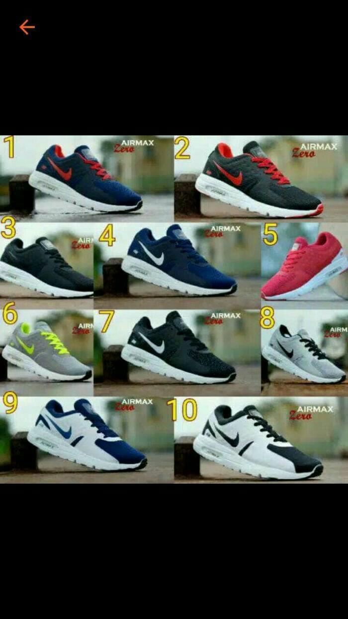 Sepatu Nike Airmax Zero Running Untuk Lari/Joging - uKMXDH