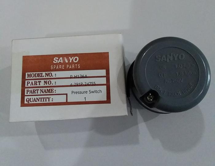 Otomatis Sanyo125watt