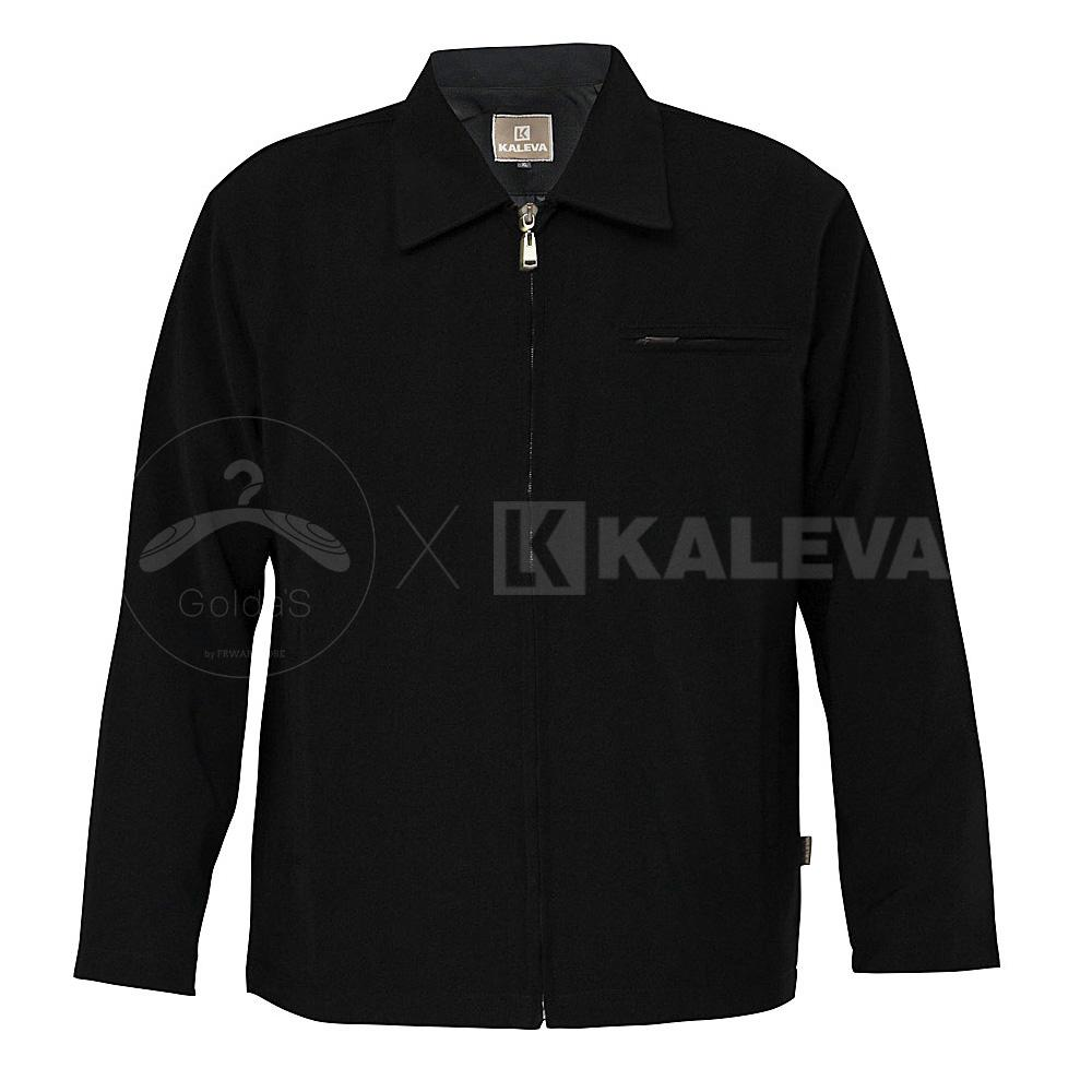 Kaleva Jasket Basic Twis 079 – Hitam