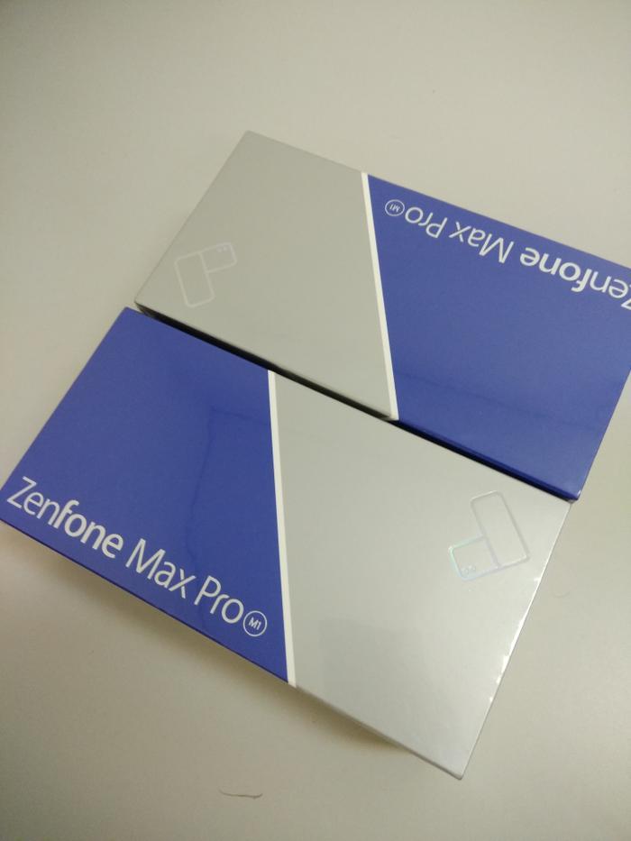 ASUS Zenfone Max Pro M1 - 32GB - Black Deepsea