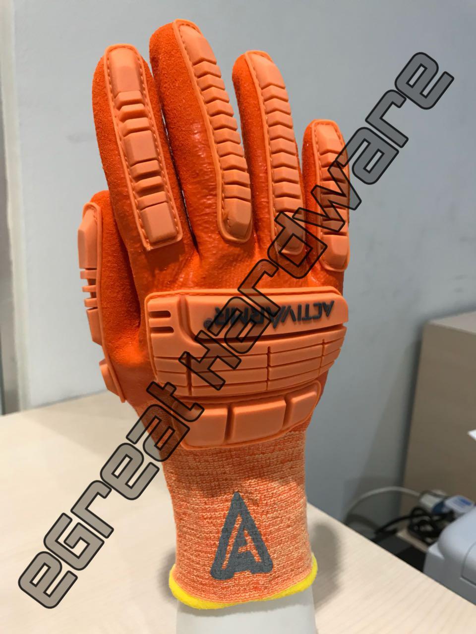 Impact Glove ANSELL ACTIVARM Sarung Tangan Impact Resistance