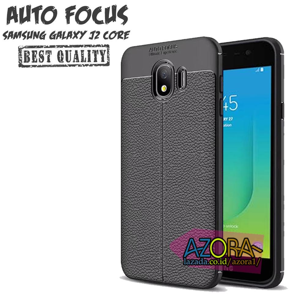 Case Auto Focus Samsung Galaxy J2 Core 2018 Leather Experience Slim Ultimate