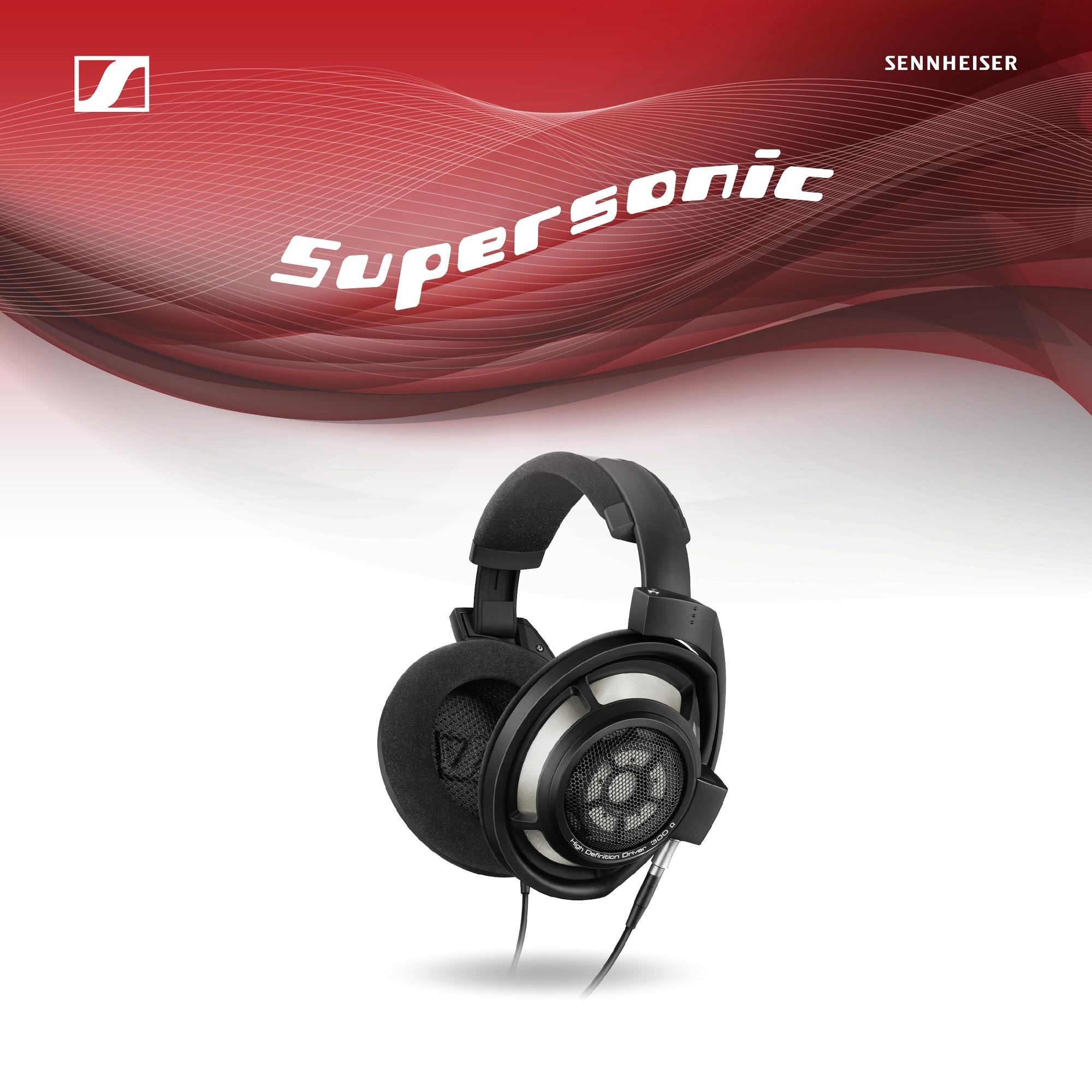 Sennheiser HD 800 S Reference Headphone System - Headphone Over the Ear [DKI Jakarta] | DuniaAudio.com