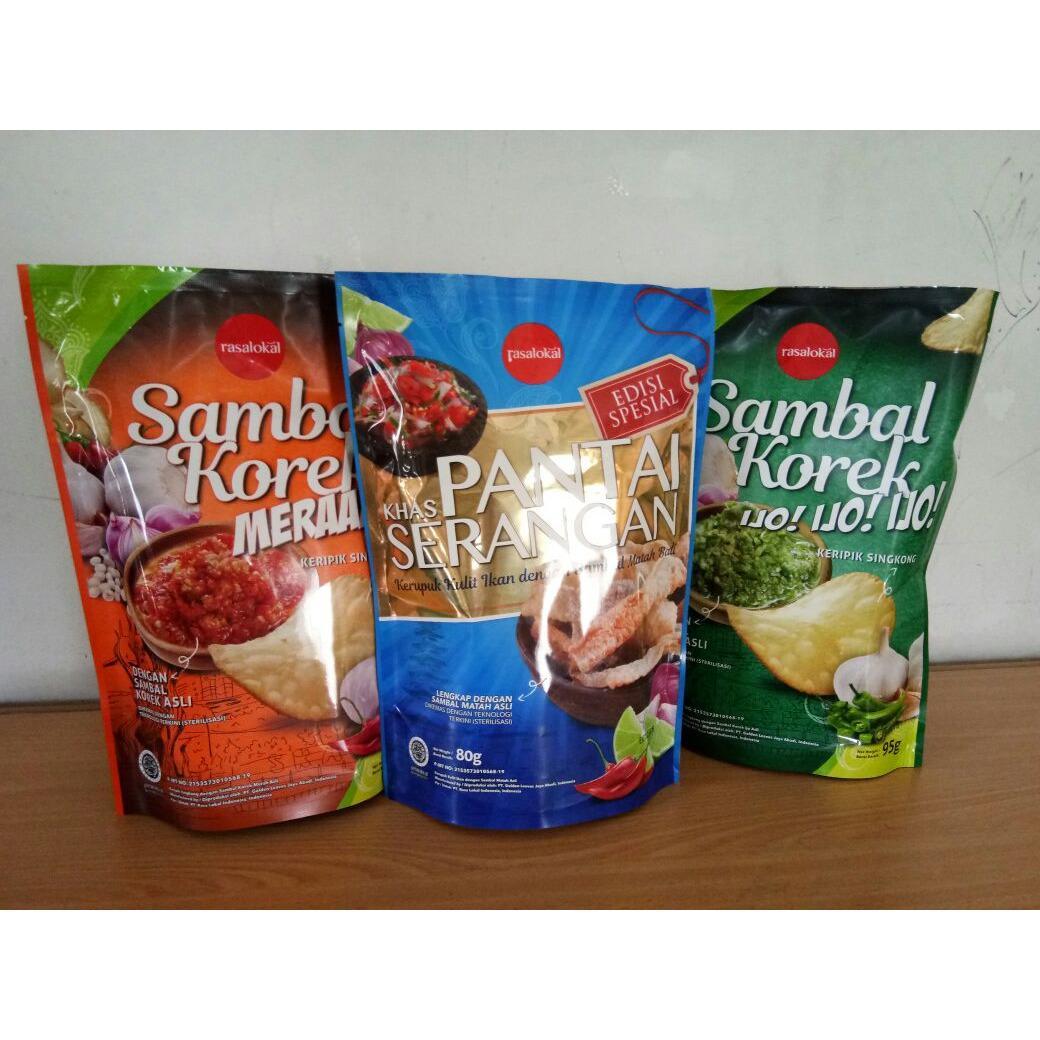 Cemilan 160gr Paket 5 Pcs Source Mamade Makaroni Hot Bulgogi. Source ·