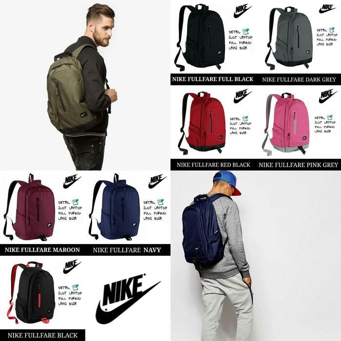Tas Nike Fullfare New Arrival / Tas Adidas / Tas Sekolah / Tas Kuliah - Wfvgjm