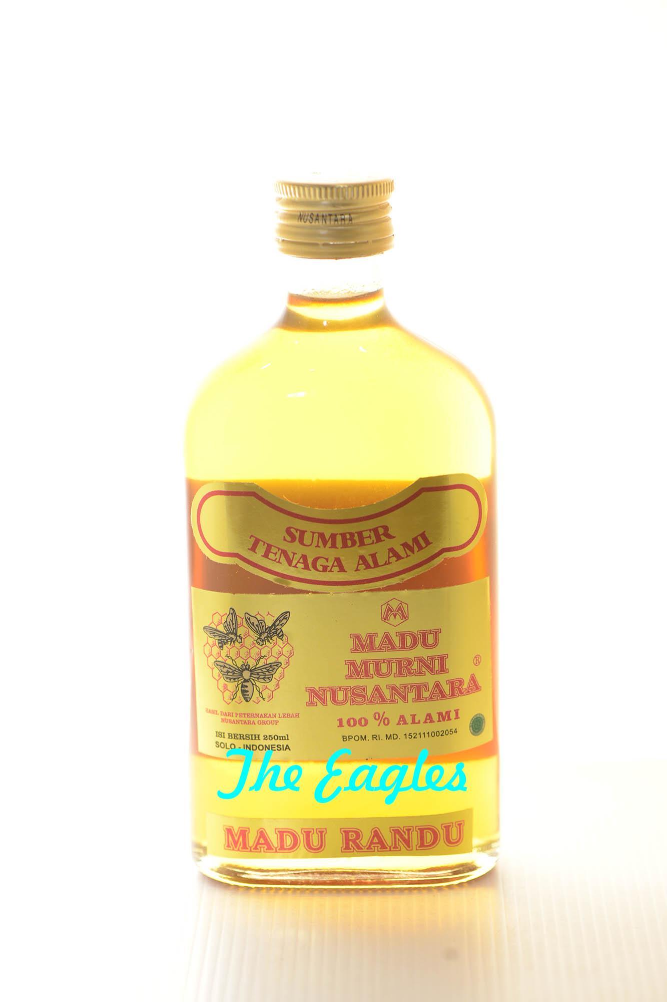 Madu Nusantara murni dari nektar pohon RANDU  250ml asli alami OLEH OLEH khas SOLO