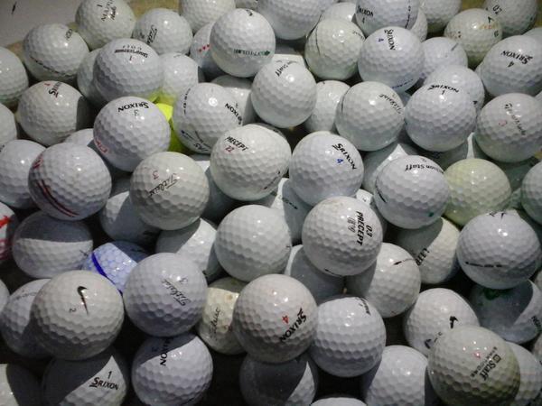 HARGA SPESIAL!!! Bola Golf Practice Bekas | Bola Golf Murah - vkHMOw