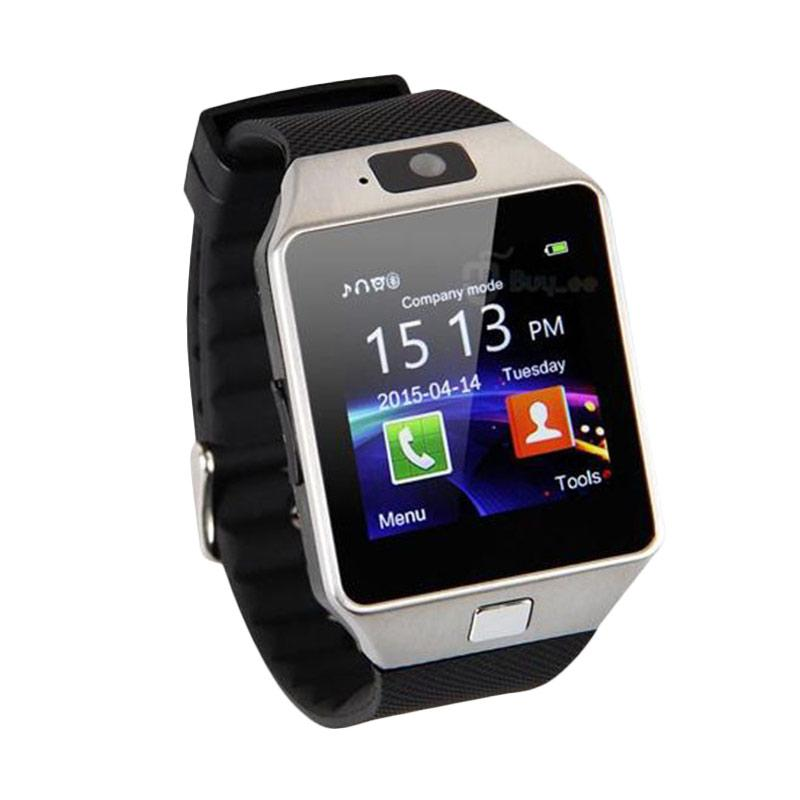 Jam Tangan Pintar Smart Watch U9 DZ09  SUPPORT SIM CARD BLUETOOTH Jam Canggih Promo Termurah Terlaris