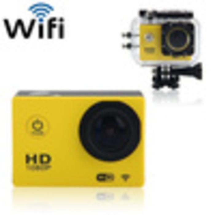 SportCam SJ4000 WIFI Full HD 1080p Waterproof, GoPro SJcam killer Terlaris di Lazada