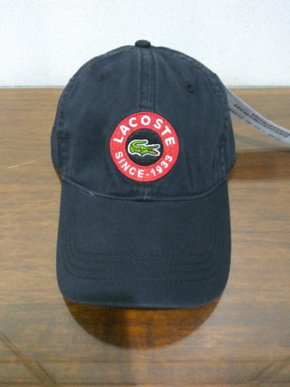Topi Lacoste Import Ori - Black di lapak Topi KanBaru topikanbaru