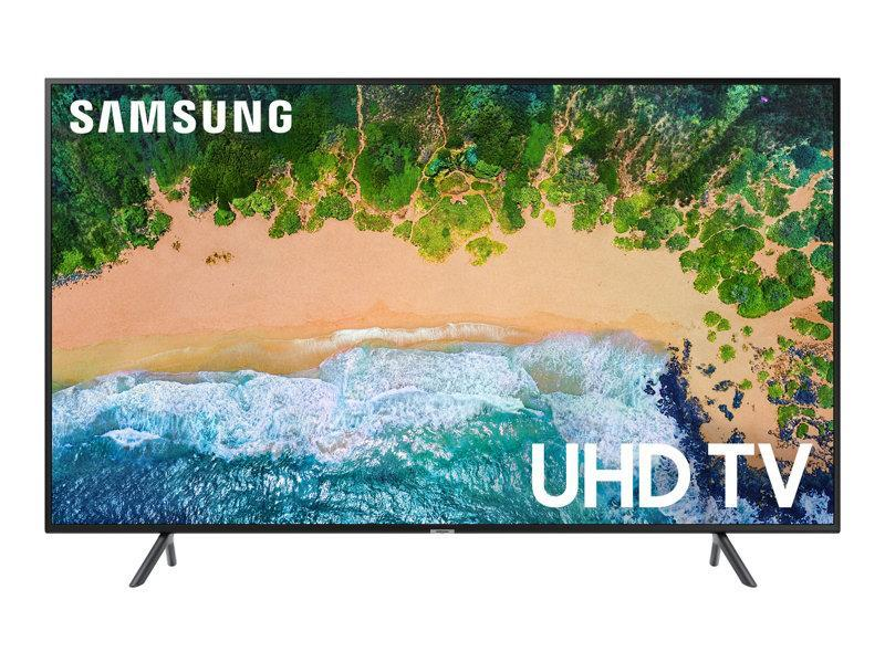 Led UHD Smart Tv 43Inch Samsung Type: 43NU7100 -Khusus Daerah Medan-