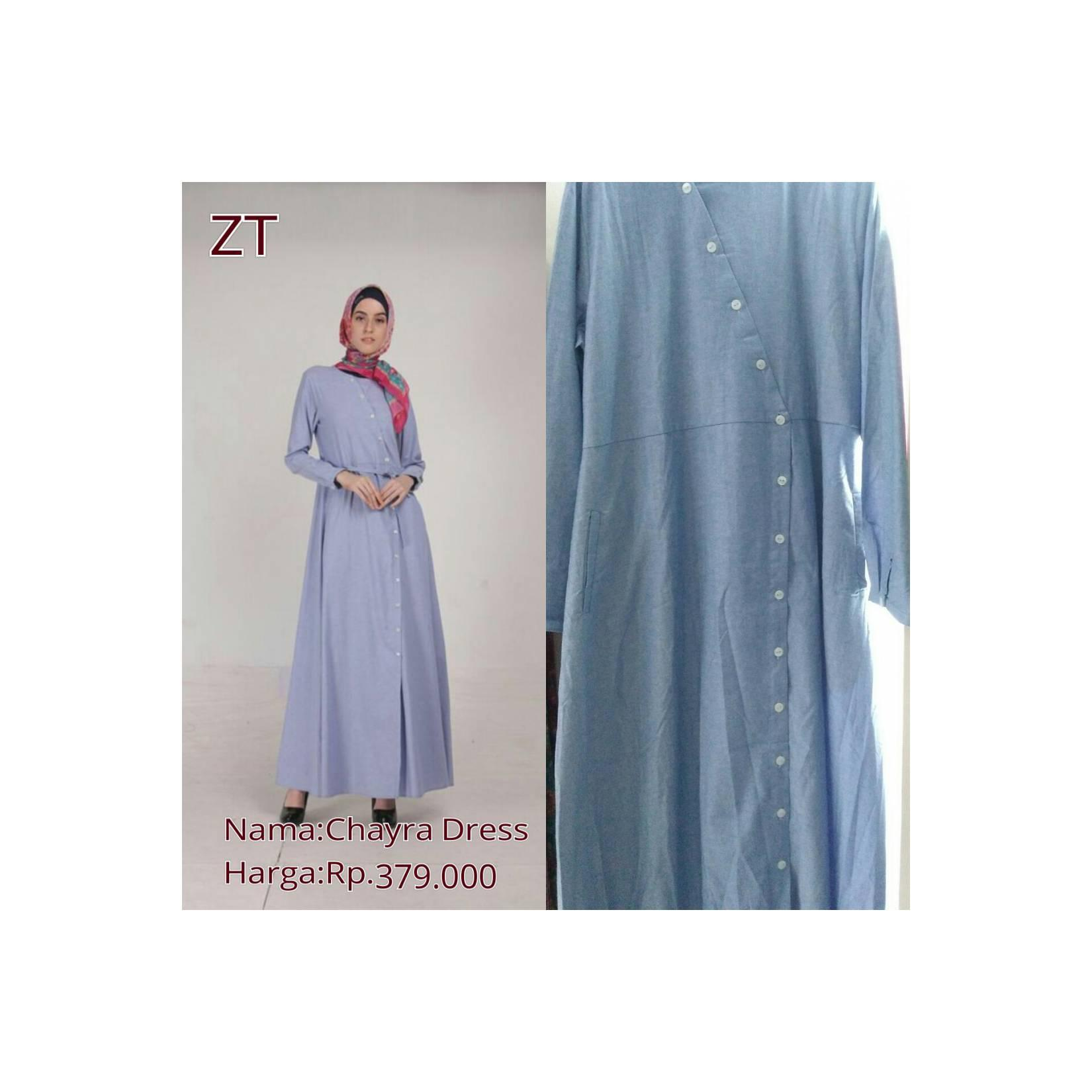 Zoya Gamis Chayra Dress